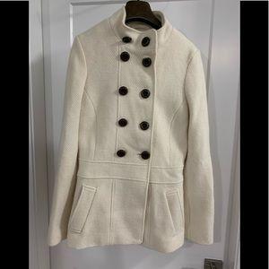 White Tommy Hilfiger Coat